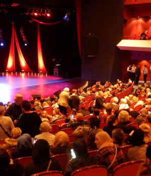 DSC06889- Vincentius kerstproeverij in Theater aan de Parade - 20dec2018 - foto Gerard Monte