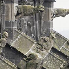 Luchtboogbeeldjes Sint-Jan 2